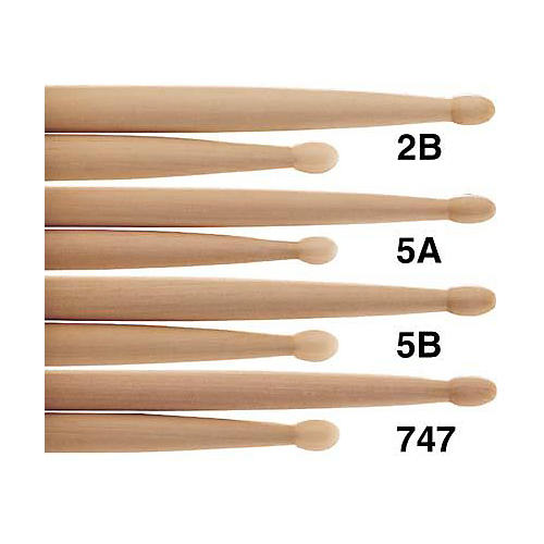 PROMARK Natural Hickory Drumsticks Nylon 5A