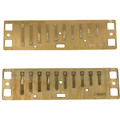Lee Oskar Natural Minor Reed Plates-thumbnail