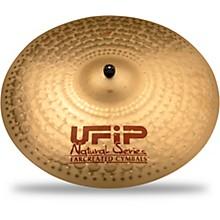 UFIP Natural Series Crash Cymbal