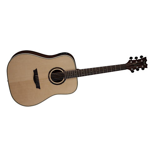 Dean Natural Series Dreadnought Acoustic-Electric Guitar with Aphex
