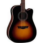 Dean Natural Series Dreadnought Cutaway Acoustic-Electric Guitar