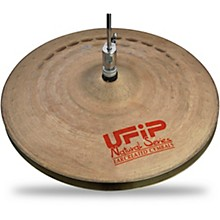 UFIP Natural Series Medium Hi Hats