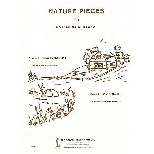 Music Sales Nature Pieces Music Sales America Series