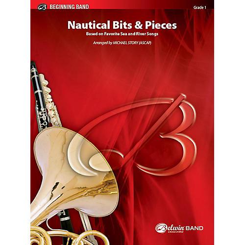 Alfred Nautical Bits & Pieces Concert Band Grade 1 Set-thumbnail