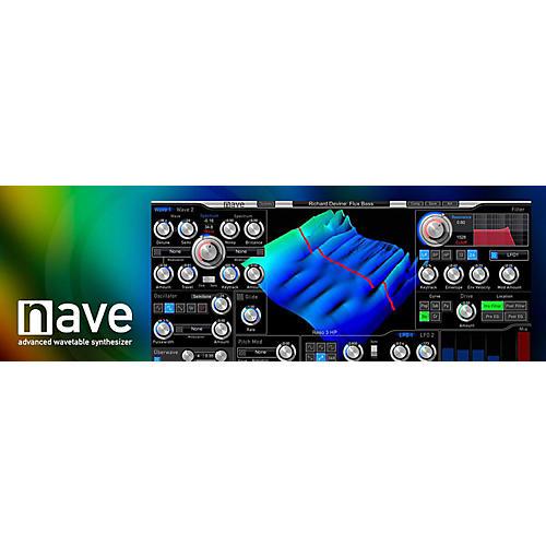 Waldorf Nave Advanced WaveTable Synthesizer-thumbnail