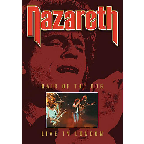 MVD Nazareth - Hair of the Dog: Live from London Live/DVD Series DVD Performed by Nazareth