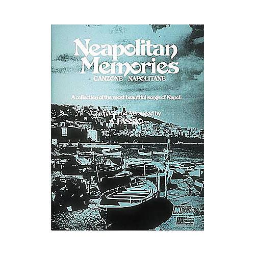 Edward B. Marks Music Company Neapolitan Memories Piano, Vocal, Guitar Songbook