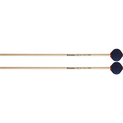 Innovative Percussion Nebojsa Zivkovic Series Marimba Mallets Medium Soft RATTAN