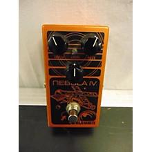 Mojo Hand FX Nebula IV Phaser Effect Pedal