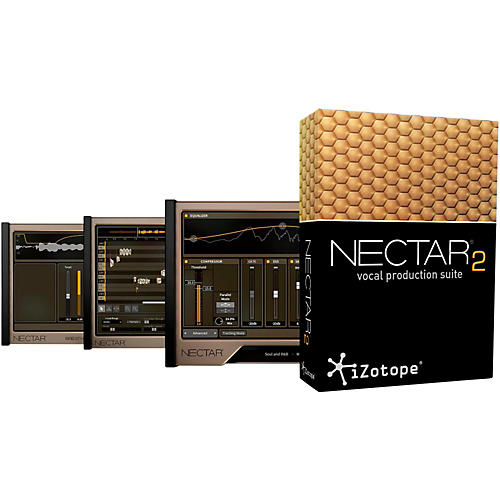 iZotope Nectar 2 Vocal Production Suite Software Download