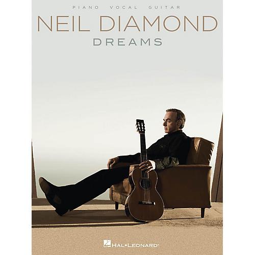 Hal Leonard Neil Diamond - Dreams P/V/G Songbook-thumbnail