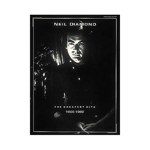 Hal Leonard Neil Diamond - The Greatest Hits 1966-1992 Book