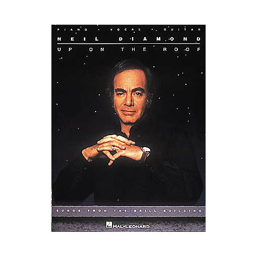 Hal Leonard Neil Diamond - Up On The Roof Piano, Vocal, Guitar Songbook-thumbnail