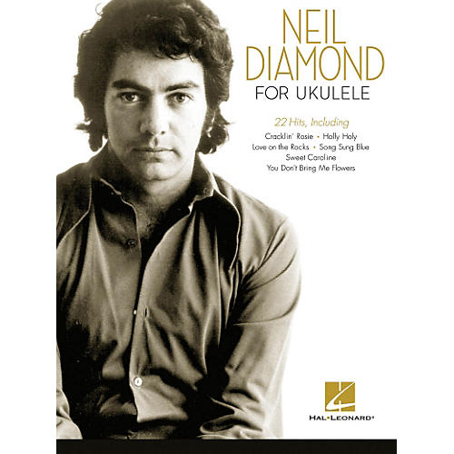 Hal Leonard Neil Diamond For Ukulele