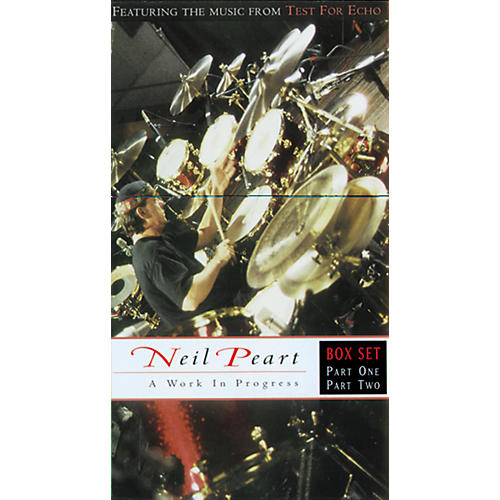 Alfred Neil Peart - A Work in Progress-thumbnail