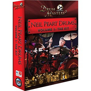 Sonic Reality Neil Peart Drums Volume 1: The Kit Infinite Player by Sonic Reality