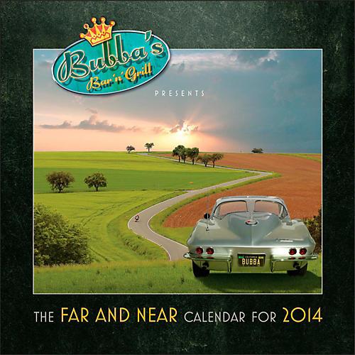 DW Neil Peart Far and Near 2014 Calendar-thumbnail
