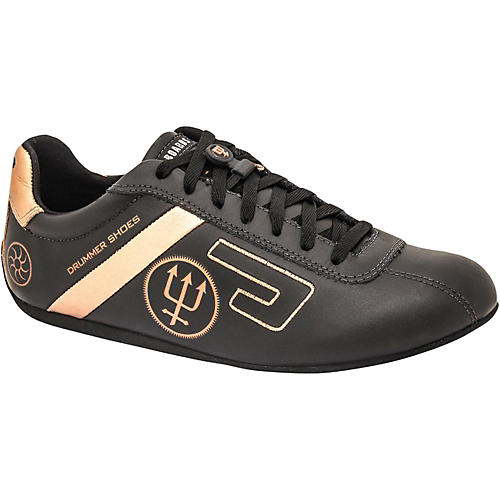 Urbann Boards Neil Peart Signature Shoe, Black-Gold-thumbnail