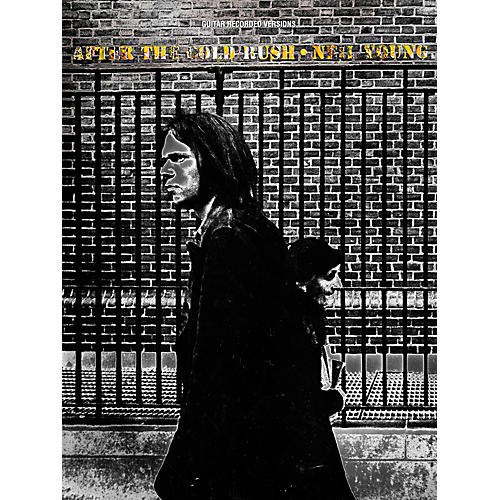 Hal Leonard Neil Young - After The Gold Rush Guitar Tab Songbook-thumbnail