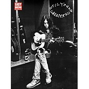 Hal Leonard Neil Young Greatest Hits for Easy Guitar Tab
