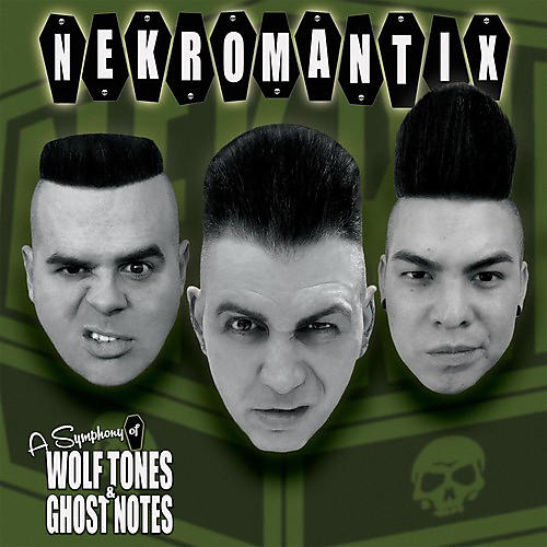 Alliance Nekromantix - A Symphony Of Wolf Tones And Ghost Notes