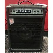 Eden Nemesis Bass Combo Amp