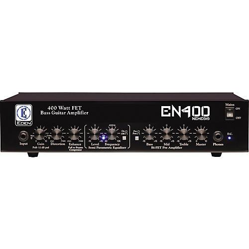 Eden Nemesis EN400 400W Bass Amp Head