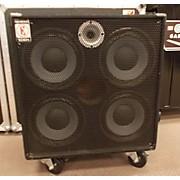 Eden Nemesis RS410 Bass Combo Amp