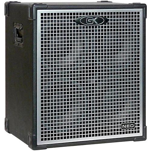 Gallien-Krueger Neo 410 4x10 Bass Speaker Cabinet 800W 8 ohm