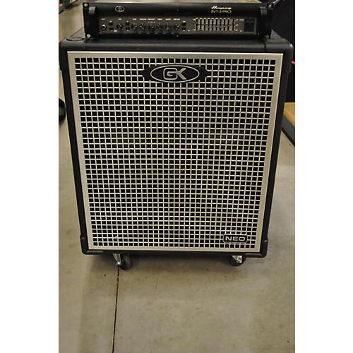 Gallien-Krueger Neo 410 800W 8Ohm 4x10 Bass Cabinet-thumbnail