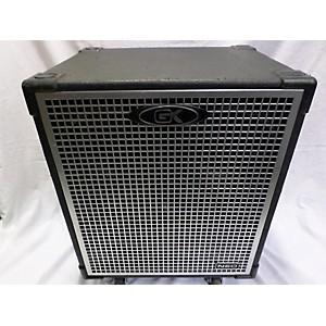 Pre-owned Gallien-Krueger Neo 410 800 Watt 8Ohm 4x10 Bass Cabinet by Gallien Krueger