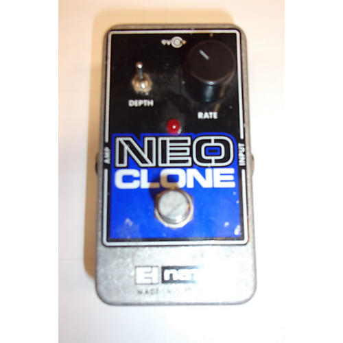 Electro-Harmonix Neo Clone Analog Chorus Effect Pedal-thumbnail
