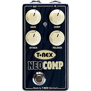 T-Rex Engineering Neo Compressor Effects Pedal by T Rex Engineering