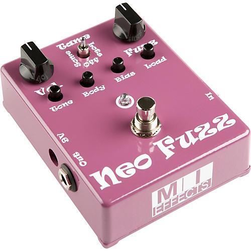 MI Audio Neo Fuzz v.2 Guitar Effects Pedal-thumbnail