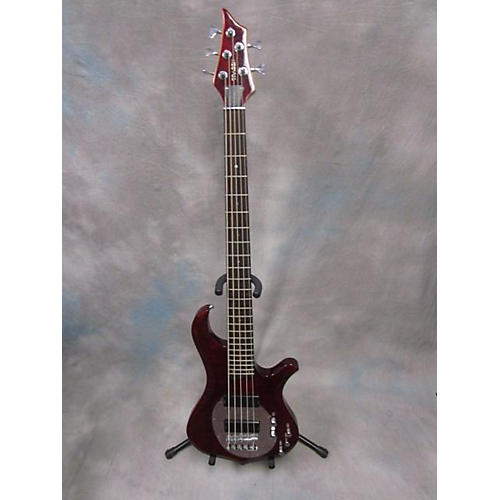 Traben Neo Limited 5 String Electric Bass Guitar-thumbnail