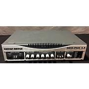 Genz Benz Neo Pak 3.5 Bass Amp Head