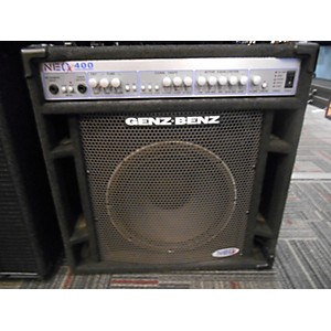 Pre-owned Genz Benz NeoX400 Bass Combo Amp by Genz Benz