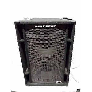 Pre-owned Genz Benz Neox-212T Bass Cabinet by Genz Benz