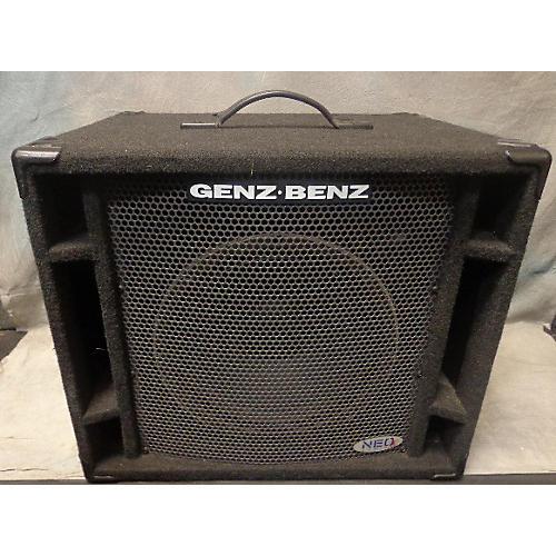 Genz Benz Neox-t112 Bass Cabinet