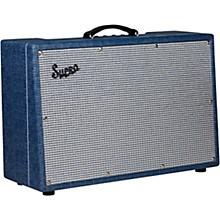 Supro Neptune Reverb 25W 2x12 Tube Guitar Combo Amplifier