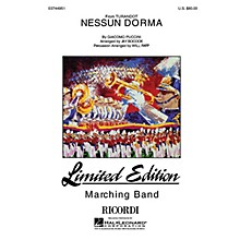 Hal Leonard Nessun Dorma Marching Band Level 4-5 Arranged by Jay Bocook