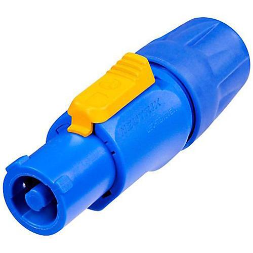 Rapco Neutrik PowerCON Power In Blue Cable Mt-thumbnail