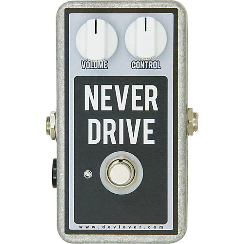 Devi Ever Never Drive Overdrive Guitar Effects Pedal