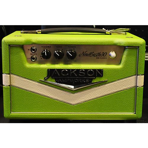 Jackson Ampworks New Castle 30 Tube Guitar Amp Head-thumbnail