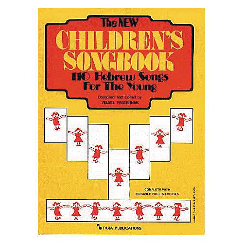 Tara Publications New Children's (Songbook)-thumbnail
