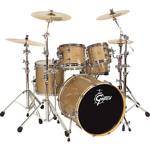 Gretsch Drums New Classic 4-Piece Fusion Shell Pack