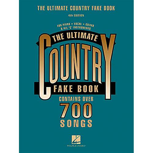 Hal Leonard New Country Fake Book-thumbnail