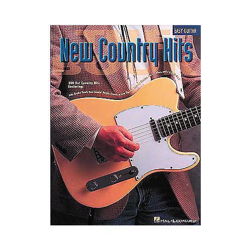 Hal Leonard New Country Hits Book-thumbnail