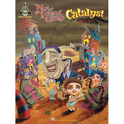 Hal Leonard New Found Glory - Catalyst Guitar Tab Book-thumbnail