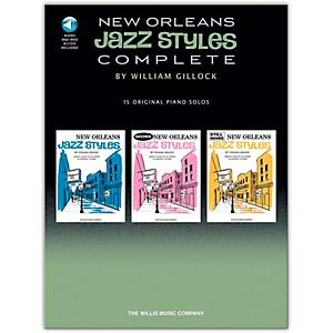 Hal Leonard New Orleans Jazz Styles - Complete Book/Online Audio